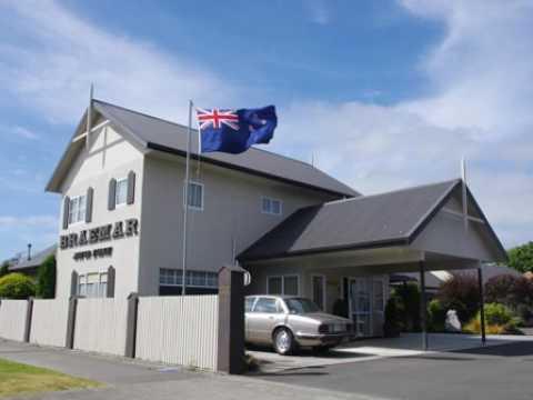 Braemar Motor Lodge - Palmerston North - New Zealand