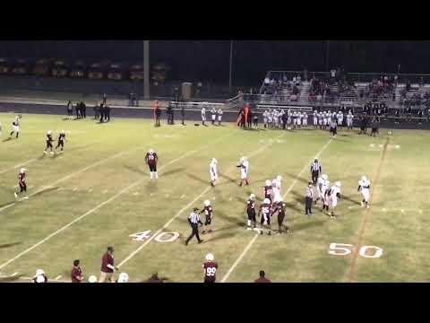 20201001 - West Creek Middle School Varsity Football vs. Kenwood