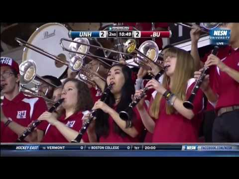 Boston University vs. New Hampshire Goal Highlights - 02/17/2017