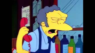 Prank call - The Simpsons