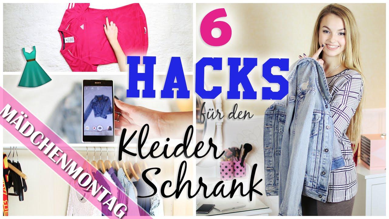 6 Hacks Zum Kleiderschrank Perfekt Organisieren Ausmisten