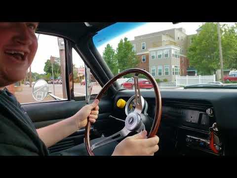 1968 Chevy Nova SS 572CI Swap