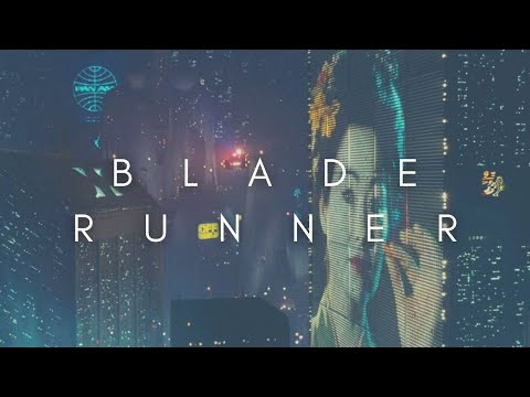 The Beauty Of Blade Runner