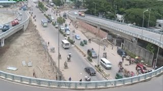 A U loop changes Rampura Badda traffic scenario | News & Current Affairs