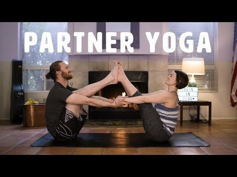 super fun partner yoga poses  yoga for couples or