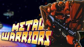 Metal Warriors - Jogatina com os Mechas do SNes!