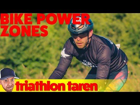 Maximize Your Triathlon Training Zones: Bike Power