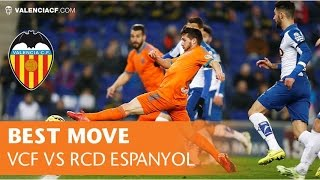 Video Gol Pertandingan Espanyol vs Valencia CF