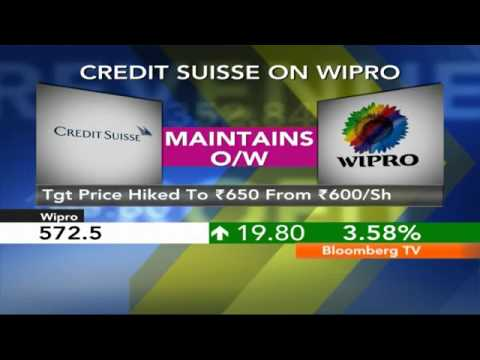 Market Pulse- Brokerages Positive On Wipro