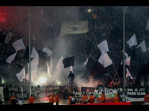 PAOK - Olympiakos 08.02.2015 | FULL REPORT