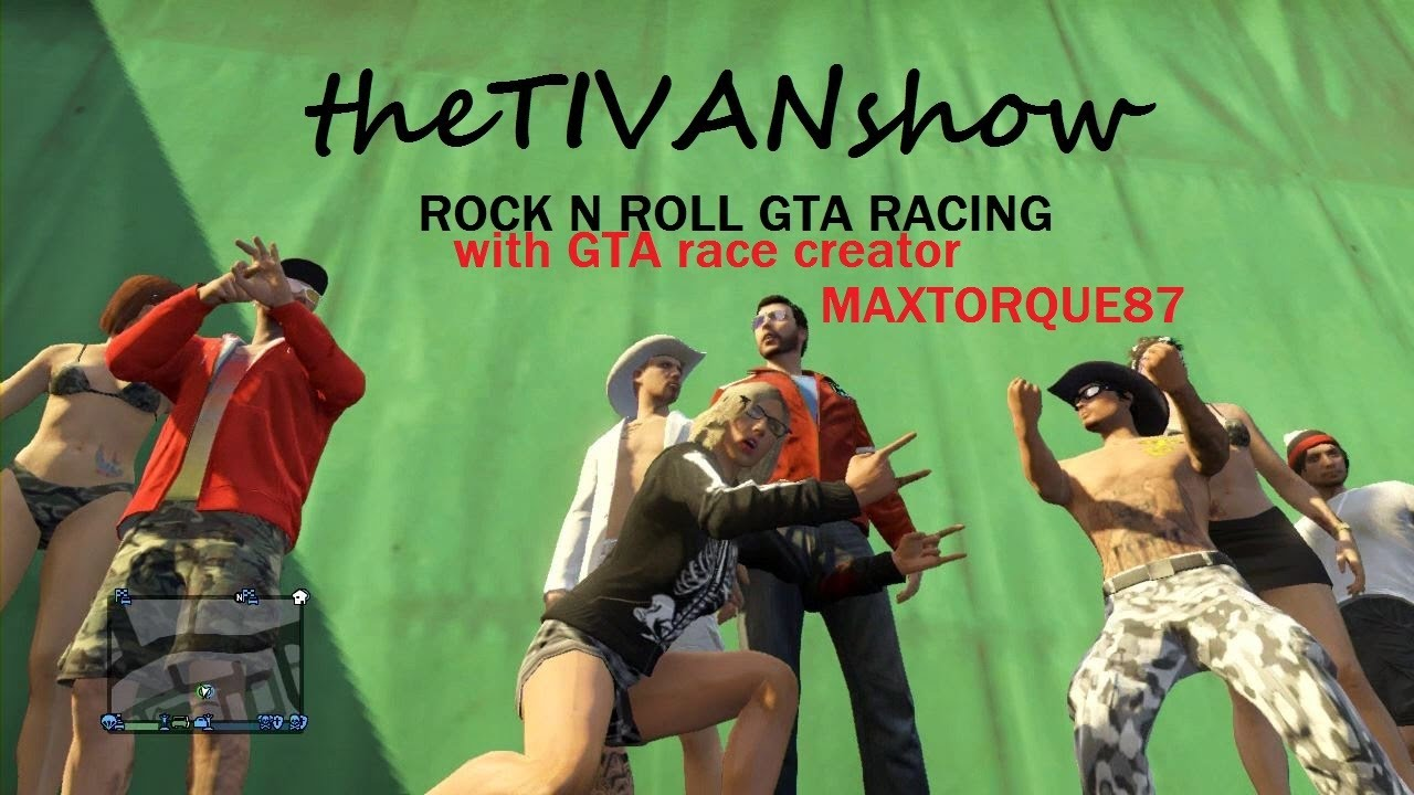 GTA5 racing with supercars because 4x4s are broke