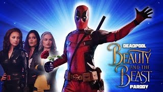 "Deadpool The Musical - Beauty and the Beast ""Gaston"" Parody Mp3"