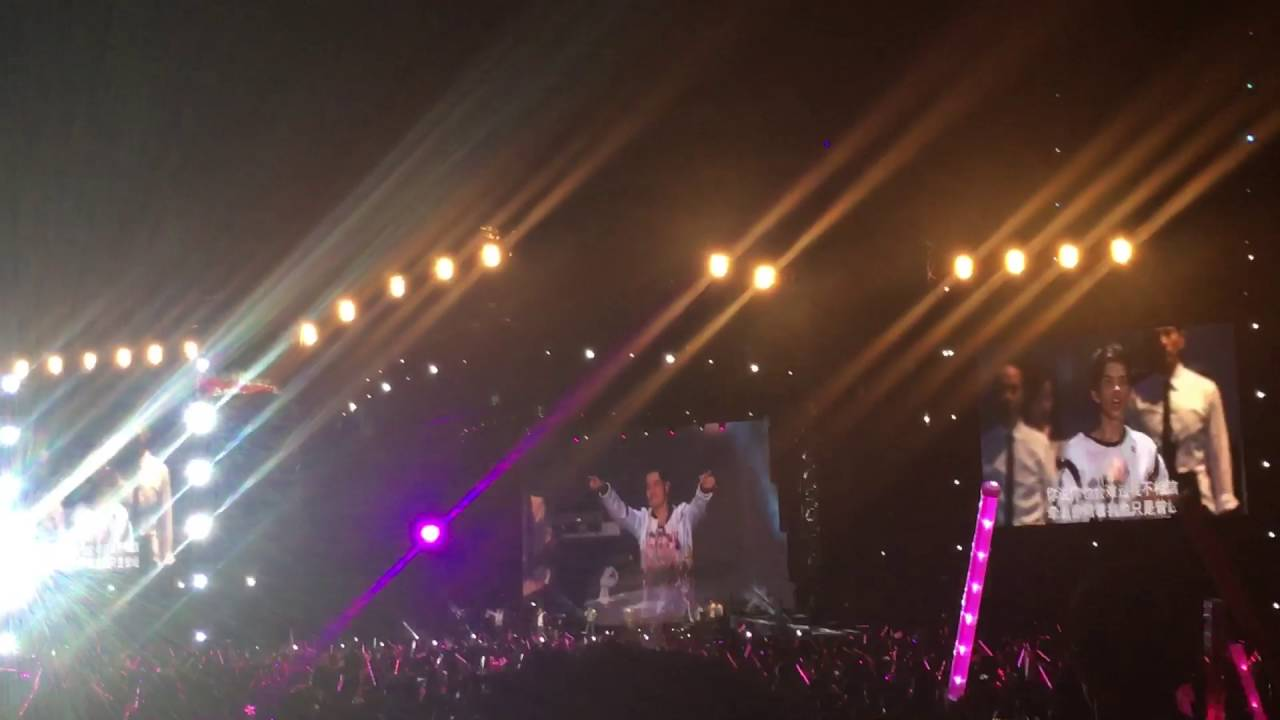 周杰倫地表最強2016巡回演唱會馬來西亞站-安靜 - YouTube