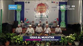 Download Mp3 Iqsas Al Mukhtar - Fesban Pekan Arabi Um 2017