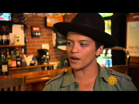 Web extra: Bruno Mars on his struggle