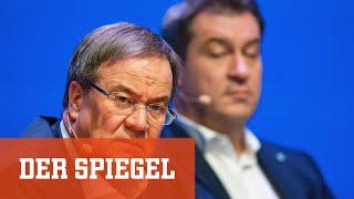 Kampf um die Kanzlerkandidatur: »Laschet steckt in der Defensive«