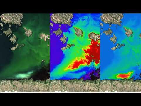 Climate change - process analysis