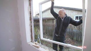 Vinduer - Lær om udskiftning, isætning og montering af vindue her