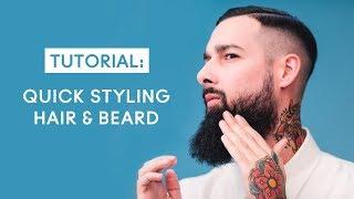 Quick Hair & Beard tutorial