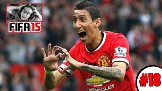 FIFA 15 UT #18   EVIL DI MARIA - MANCHESTER UNITED F.C.