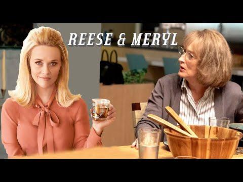 Reese & Meryl from Big Little Lies