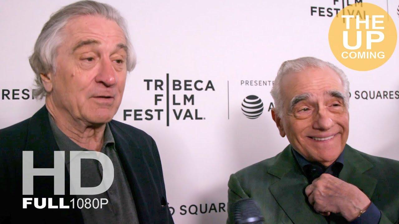 Robert De Niro and Mar...