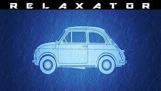 Rain on car sounds / Nature sounds / Relaxing sounds