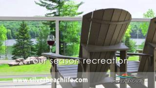 Silver Beach's TV Commercial on The Real Estate Channel (Winter Season 2014-2015)