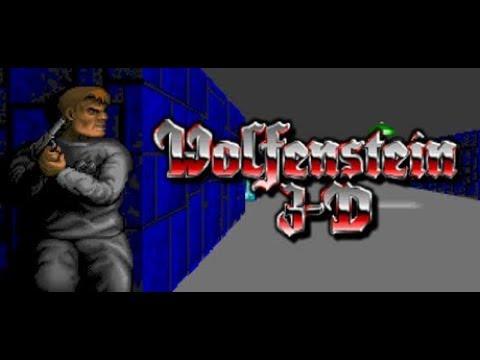 ATV GAMES: Wolfenstein 3D |