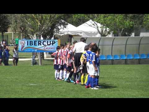 Ibercup Cascais 2017 - Arctic Texans vs Belenenses