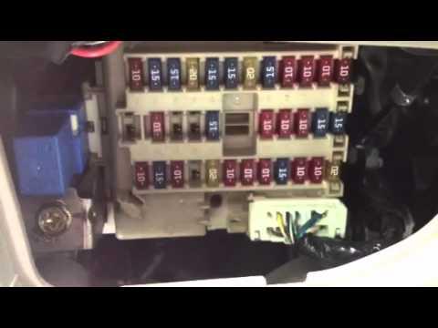 Fuse YouTube – Infiniti G35 Coupe Fuse Box