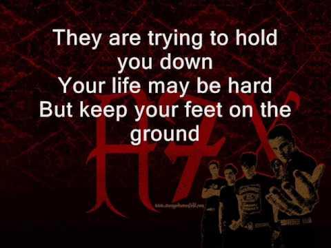 Avenged Sevenfold - The Fight (w/LYRICS)