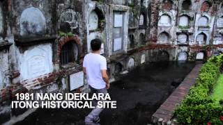 Oldest and Only Underground Cemetery - Philippine Book of Records