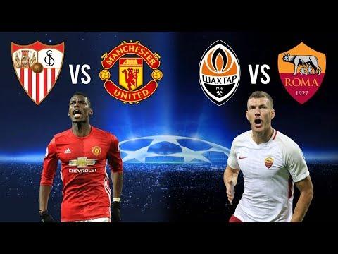 RUIK FOOTBALL | Preview Ligy mistrů | Sevilla vs Manchester United