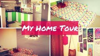 My Home Tour | Indian House Tour | Indian Rented Apartment Tour | Saloni Srivastava