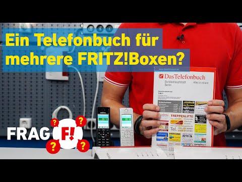 Telefonbuch in mehr als einer FRITZ!Box nutzen? | Frag FRITZ! 012