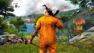 How to Get EASY Gear in Scum! SCUM EARLY ACCESS! Scum Gameplay