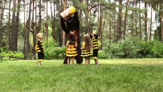 """Клип """"Пчелки"""""""