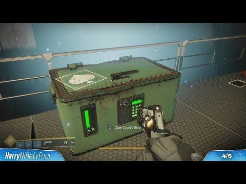 Destiny 2 - All Titan Treasure Map Locations (Cayde-6 Treasure Maps Guide) - Week 3