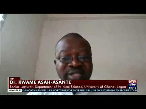 Electoral reforms: If NDC is bold to bring them up, why not? - Dr. Kwame Asah Asante asks