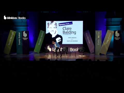 blinkbox Books presents: Clare Balding with Kate Mosse & Caitlin Moran.