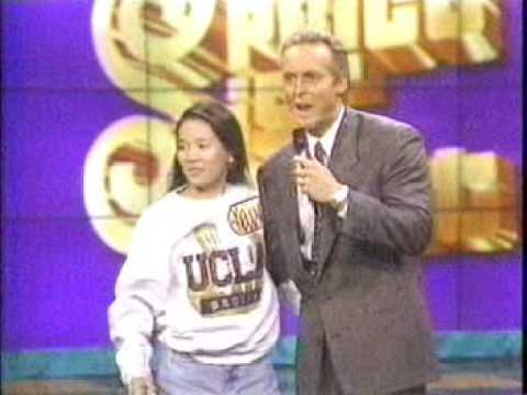Kelly Chang Rickert on Price is Right, Part 1