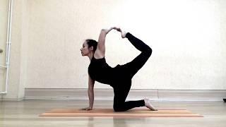 Суставная гимнастика Урок 3 для повышения гибкости плечевого пояса