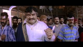 Diwan Tamil Movie Scene | Sarath Kumar confronts JPR | Kiran | Manorama | Vadivelu
