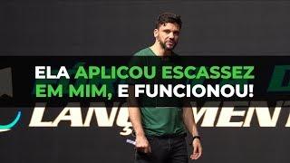 ELA APLICOU ESCASSEZ EM MIM E FUNCIONOU | ERICO ROCHA