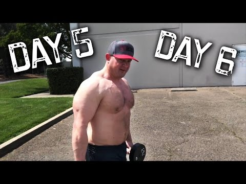 Ketogenic Diet Day 5 and 6 with Mark Bell