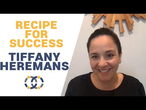 Recipe for Success: Chef Tiffany Heremans