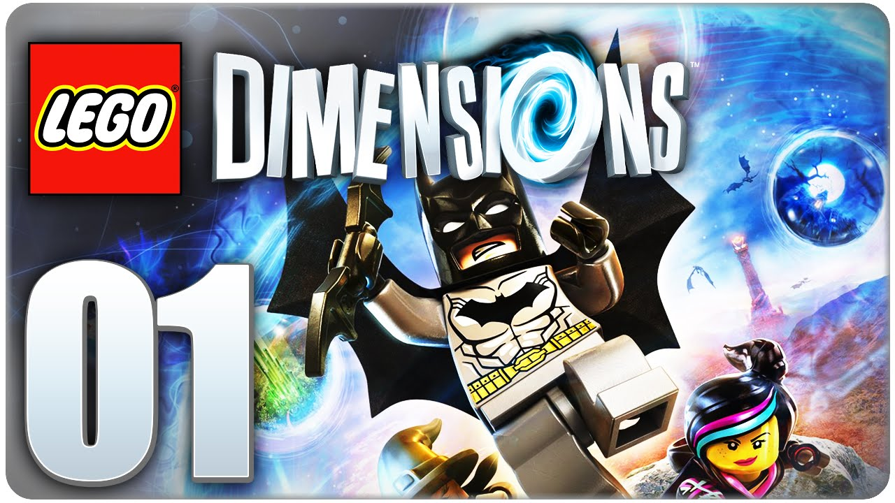 how to play as blue lego dimensions