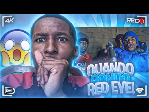 OLD QUANDO IS BACK🔥 Quando Rondo – Red Eye ( Official Music Video) Reaction