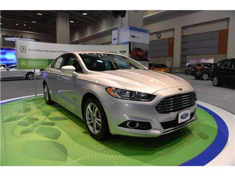 Ford Fusion Energi 2017 Car Review